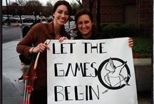 Fan Moments / by The Hunger Games