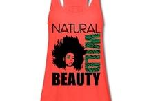 Natural Hair  / Natural Hair Care / by Pamela Fielding