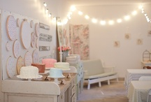 Shabby Chic Party Ideas / by Piccoli Elfi
