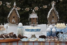 Winter Party Ideas / by Piccoli Elfi