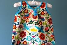 5.Girls shirts & tees tutorials/patterns / by Adam West