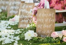 Flowers & Centerpieces / by Kelsey Doles