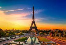 Places I'd ❤ To Go / Dream Travel Destinations Places I'd Love to go / by Celeste Tia