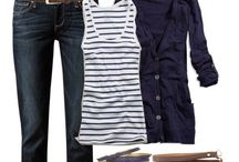 Dream Closet / Clothes clothes and more clothes! / by Jaime Dupre