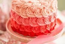 cakes / by Bobbie Benton