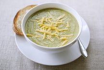 recipes: soups and stews / by Martha Swann
