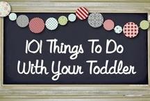 Kids Stuff & Crafts / by Diana Tataran