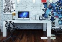 Workspaces / by Dylan Scullard