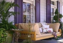 Porches / by Jennifer Dickert