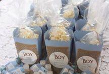 Boy Baby Shower Ideas / by Lisa Moss Willis