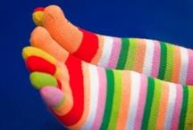 Socks tights and shoes / by Lara Kelly