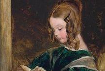 Hair--1840s / by Stacy Hampton
