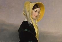 Costume--1840s / by Stacy Hampton