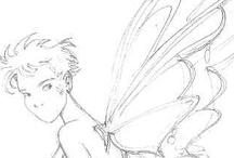 fairy  / by Elisabeth