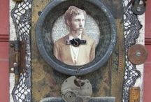 Mixed Media and Altered Art / by Amy Lacosse Silva