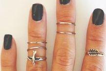 Nails  / by Addison Prewett