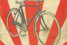Vintage Bicycles / by Rick Rietveld