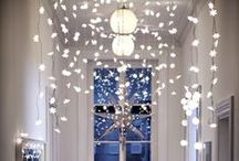 Brightly Illuminated / Bright, bright lights! Whether it is sparklers or string lights, we are obsessed with anything that glows and emits light. / by Lamps Plus