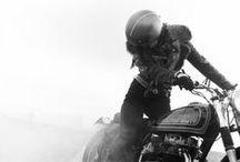 Cool Rider / by ᗰaribel