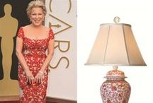 #LightingUpTheRedCarpet / 2014 Celebrity Match-up! We've taken our favorite best dressed celebrities and matched them up with a few of our favorite table lamps. Let us know who you like the best. #LightingUpTheRedCarpet / by Lamps Plus