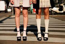 legwear / by Rita Watson