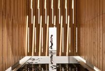 Architecture & Accommodations / by Youko Sano