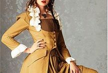 Costumes/Fashion: Steampunk-ish / by Alyssa Hollingsworth