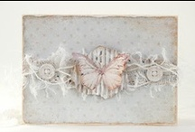 Butterfly card it! / by Rebecca Havenstein-Coughlin