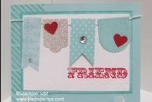 Banner card it! / by Rebecca Havenstein-Coughlin