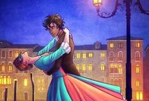 stories: illuminate / a lady dreaming of escape and a prince who can't outrun his past / by Alyssa Hollingsworth