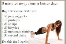 Health & Fitness Motivation / by Miss Niki