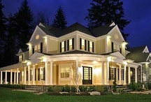 Exterior Illumination / anything having to do with the outside, front door, backyard, patio, etc... / by Lindsey Elizabeth