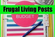 Frugal and Thrifty Living / by Heather Duncan