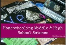 Science / Science ideas for middle school and high school / by Heather Duncan