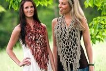 Crochet Wearables / by Lo C.