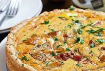 recettes: tarts & pizzas / by Rachel King