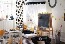 ~play spaces~ / Fun play spaces to foster kids' creative energy! / by Luna Leggings