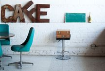 mon cafe / little ideas of what my dream coffee shop should look like.   / by Heidi Leon Monges