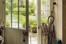 French doors / by Melany Gifford