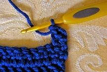 Crochet / by Cheryl Close