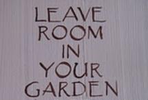 garden lover / by Candace VandenBerg