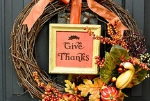 Thanksgivng / by Candace VandenBerg