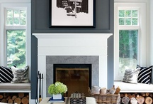 Living Rooms / DIY Projects and dream rooms / by Candace VandenBerg