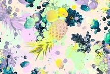 DESIGN - market / Design - inspiration from the market / by Khristian A. Howell Color + Pattern - Designer, Color and Interior Stylist