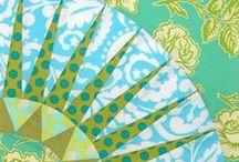 Fabric Blocks / by Brianna Klug