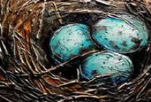 A Fine Feathered Nest / by Anne Berbling