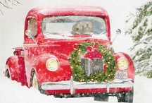 """""""Sleighbells Ring, Are You Listenin'?"""" / by Anne Berbling"""