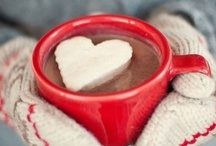Cozy Hot Chocolate  / by Sharon Coleman