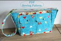Sewing Patterns / PDF sewing patterns by Susan Dunlop of SusieDDesigns / by Susan Dunlop