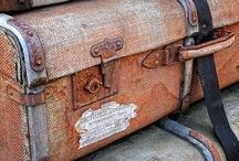 Old Luggage / by Buffalo Jackson Trading Co
